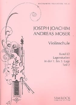 Traité du violon – Volume 1, Part. 2 - laflutedepan.com