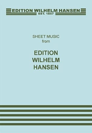 Mogens Heimann - Position - Sheet Music - di-arezzo.co.uk