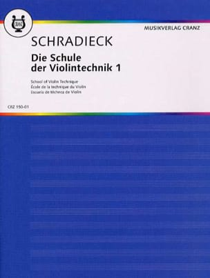 Schradieck Henry - School of Technique Volume 1 - Sheet Music - di-arezzo.com