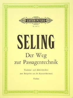 Hugo Seling - Der Weg zur Passagentechnik - Sheet Music - di-arezzo.co.uk