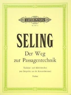Hugo Seling - Der Weg zur Passagentechnik - Sheet Music - di-arezzo.com