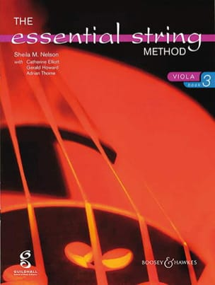 Sheila M. Nelson - Essential string method, Volume 3 – Viola - Partition - di-arezzo.fr
