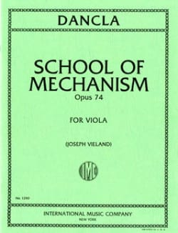 School of mechanism op. 74 – Viola (Vieland) - laflutedepan.com