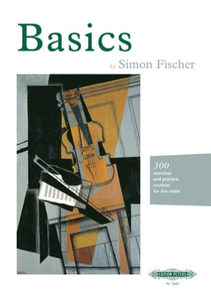 Simon Fischer - Basics - Sheet Music - di-arezzo.co.uk