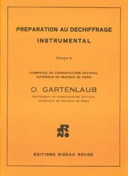 Préparation au déchiffrage instrumental - Volume D laflutedepan