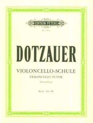 Méthode de violoncelle - Volume 3 - laflutedepan.com