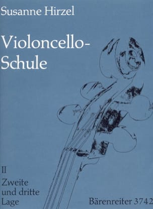 Susanne Hirzel - Violoncello-Schule - Heft. 2 - Sheet Music - di-arezzo.co.uk