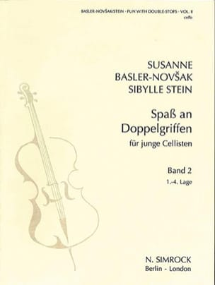 Basler-Novsak Susanne / Stein Sibylle - Fun with double-stops - Book 2 - Partition - di-arezzo.fr