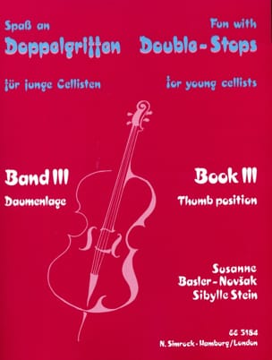 Basler-Novsak Susanne / Stein Sibylle - Fun with double-stops - Book 3 - Sheet Music - di-arezzo.co.uk
