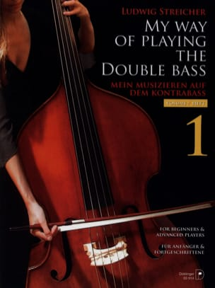 Ludwig Streicher - My Way Of Playing The Double Bass Volume 1 - Sheet Music - di-arezzo.com