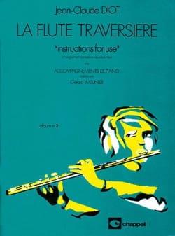 La flûte traversière – album n° 2 - laflutedepan.com
