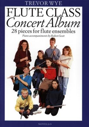 Flute Class - Concert Album - Trevor Wye - laflutedepan.com