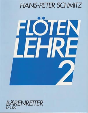 Hans-Peter Schmitz - Flötenlehre - Bd. 2 - Sheet Music - di-arezzo.co.uk