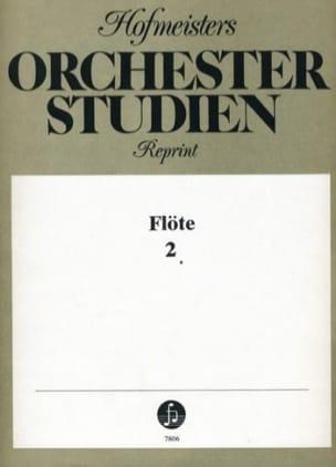 Orchesterstudien - Flöte - Bd. 2 - Partition - di-arezzo.fr
