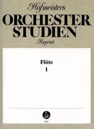 Orchester Studien - Partition - di-arezzo.co.uk