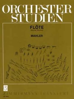 Orchesterstudien - Flöte - Gustav Mahler - laflutedepan.com
