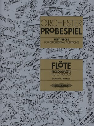 - Orchester Probespiel - Flöte / Piccolo - Sheet Music - di-arezzo.co.uk