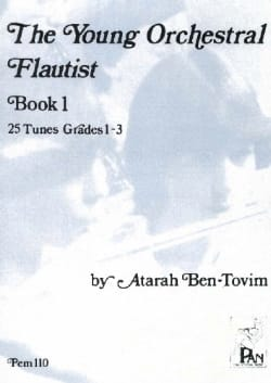 Atarah Ben-Tovim - The young orchestral flautist - Volume 1 - Sheet Music - di-arezzo.com