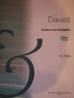 John Davies - Scales and Arpeggios - Flute - Sheet Music - di-arezzo.com