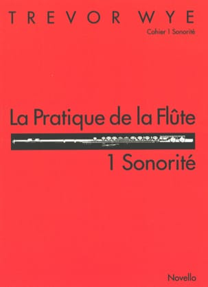 Trevor Wye - The Practice of the Flute Volume 1 - Sound - Sheet Music - di-arezzo.com