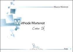 Maurice Martenot - Martenot Method - Booklet 1A - Sheet Music - di-arezzo.com