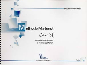 Maurice Martenot - Martenot Method - Booklet 2A - Partition - di-arezzo.co.uk