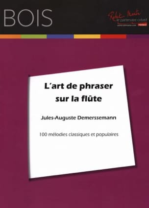 Jules Demerssemann - The Art of Phraser on the Flute - Sheet Music - di-arezzo.co.uk