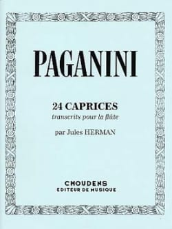 Niccolò Paganini - 24 Caprices - Sheet Music - di-arezzo.co.uk