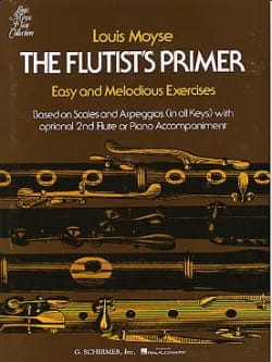 The Flutist's Primer Louis Moyse Partition laflutedepan