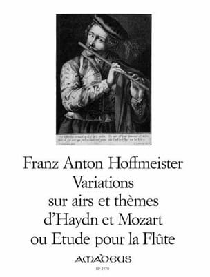 Franz Anton Hoffmeister - Variations on tunes and themes of Haydn and Mozart - Sheet Music - di-arezzo.com