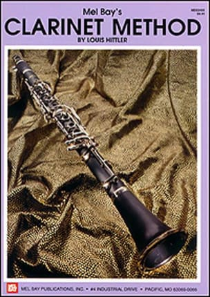 Mel Bay - Clarinet Method - Volume 1 - Partition - di-arezzo.fr