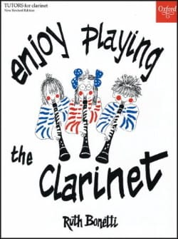 Ruth Bonetti - Enjoy playing the Clarinet - Sheet Music - di-arezzo.com