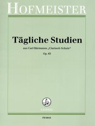 Carl Baermann - Tägliche Studien op. 63 - Sheet Music - di-arezzo.com