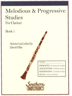Melodious and progressive Studies - Volume 1 - laflutedepan.com