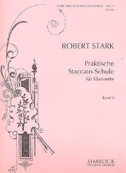 Robert Stark - Praktische Stakkato-Schule - Teil 2 - Noten - di-arezzo.de