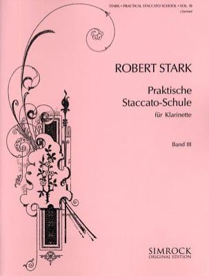 Praktische Staccato-Schule - Teil 3 Robert Stark laflutedepan