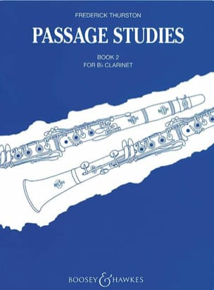 Frederick Thurston - Passage Studies - Volume 2 - Sheet Music - di-arezzo.co.uk