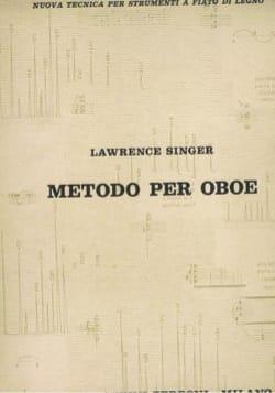 Lawrence Singer - Méthode pour Hautbois - Partition - di-arezzo.fr