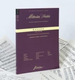 Lescat / Saint-Arroman - Basson - Méthodes et Traités - Dictionnaires - Partition - di-arezzo.fr