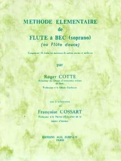 Méthode élémentaire de flûte à bec - laflutedepan.com