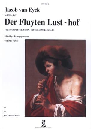 Jacob van Eyck - Der Fluyten Lust-hof – Bd. 1 - Partition - di-arezzo.fr