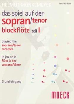 Das Spiel auf der Sopran Blockflöte - Volume 1 - laflutedepan.com