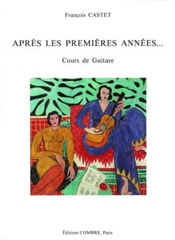 François Castet - Après les premières années... - Partition - di-arezzo.fr