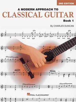 A Modern Approach to Classical Guitar - Volume 1 laflutedepan
