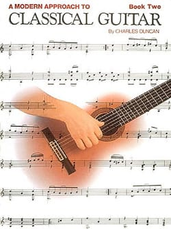 A Modern Approach to Classical Guitar - Volume 2 - laflutedepan.com