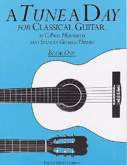 A tune a day, Volume 1 – Guitare - Paul Herfurth - laflutedepan.com
