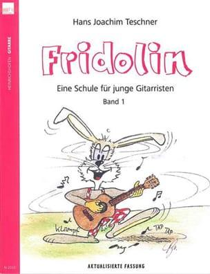 Fridolin – Band 1 - Hans Joachim Teschner - laflutedepan.com
