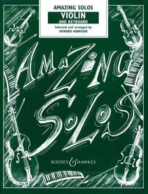 Howard Harrison - Solos increíbles - Violin - Partitura - di-arezzo.es