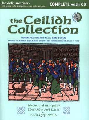 Jones Edward Huws - The Ceilidh Collection - Complete + CD - Partition - di-arezzo.fr