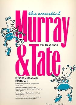 Murray Eleanor / Tate Phyllis - The Essential Murray and Tate - Partition - di-arezzo.fr